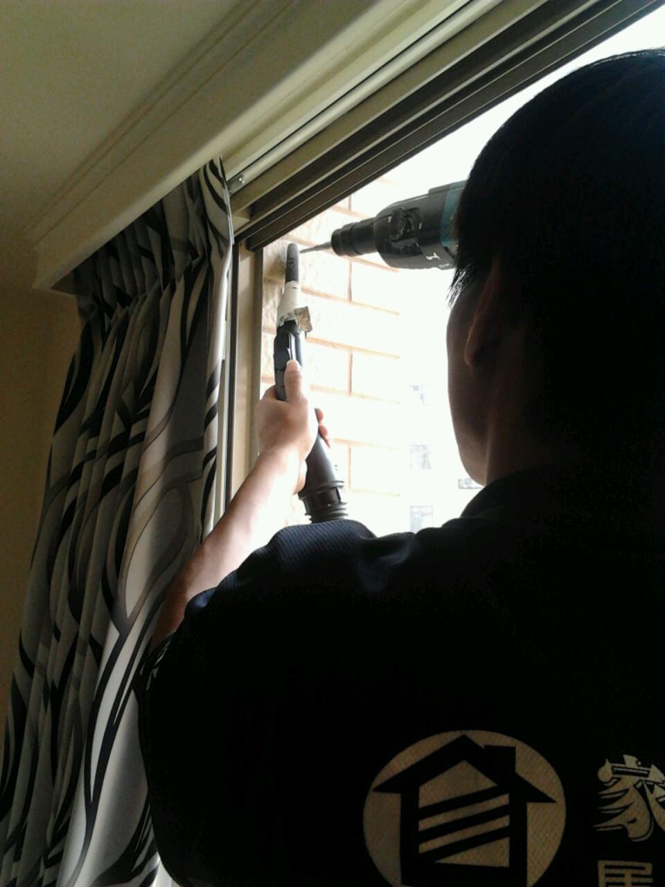 隱形鐵窗裝設最推薦家舒適隱形鐵窗x防墜網
